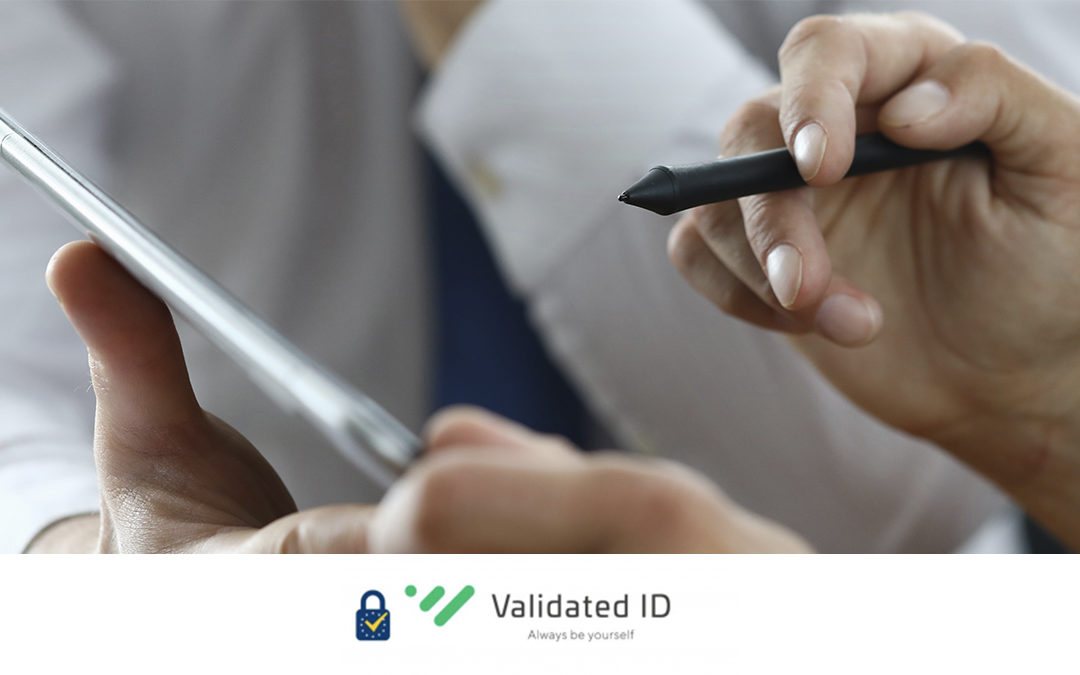eIDAS reconoce a ValidatedID en el mercado europeo